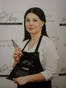 AS SALON - SALON KOSMETYKI PROFESJONALNEJ - WŁAŚCICIELKA ANNA SZOTT - wykonujemy m.in. manicure, pedicure, makijaż permanentny